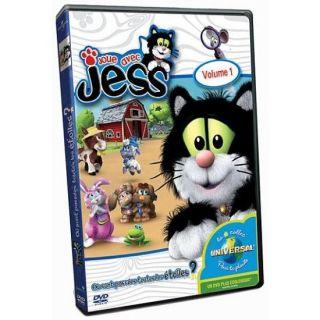 DVD DESSIN ANIME DVD Joue avec Jess, vol. 1  où sont passées to