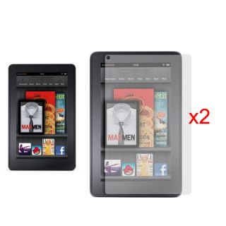 Deluxe  Kindle Fire Anti glare Screen Protector (Pack of 2