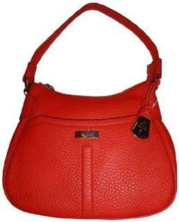 Cole Haan Pebbled Leather Kim Hobo Village Unit Bag B37327