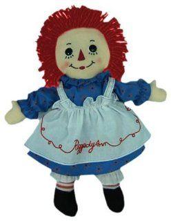 Russ Berrie 12 Inch Raggedy Ann Toys & Games