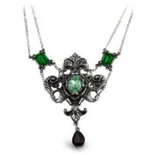 Queen of the Night Alchemy Gothic Necklace Jewelry