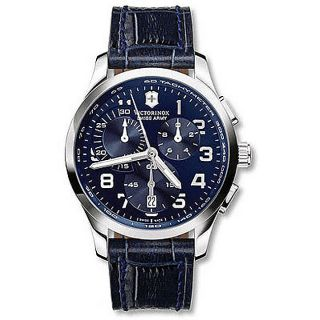 Swiss Army Alliance Mens Chronograph Watch