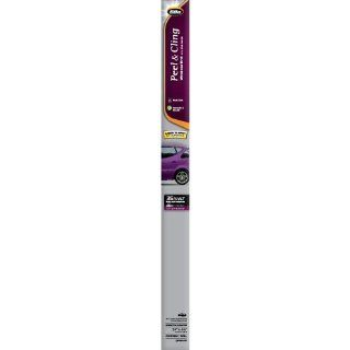 Gila JS248 Peel and Cling Super Limo Black 35% VLT Static Cling Glare