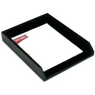 Dacasso 1000 Series Leather Front load Letter Tray Today $61.28