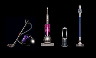 Dyson Vacuum Cleaners Upright, Canister and Bagless