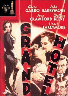 grand hotel (dvd)italian import greta garbo, wallace