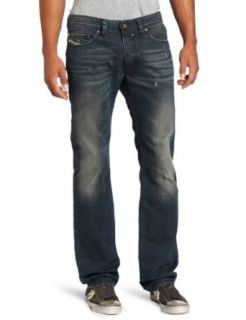 Diesel Mens Safado Slim Straight Leg Jean Clothing
