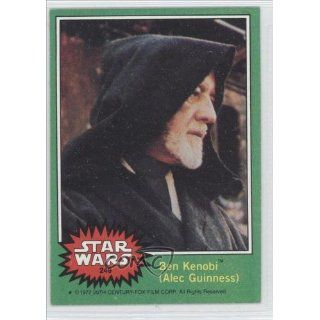 Ben Kenobi (Trading Card) 1977 Star Wars #249