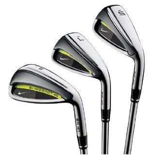 Nike Junior Slingshot 4D Iron Set : right: Sports