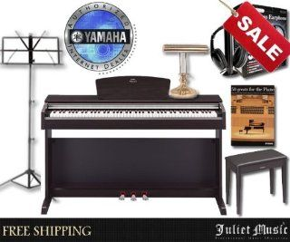 Yamaha Arius YDP141 YDP 141 88 Key Digital Piano Delux