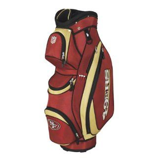 San Francisco 49ers Cart Golf Bag