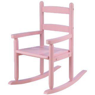 Kidkraft 18104   Kinderschaukelstuhl, rosa: Küche