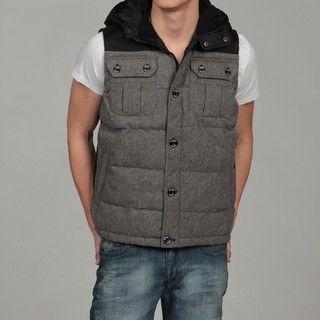 WT02 Mens Hooded Vest