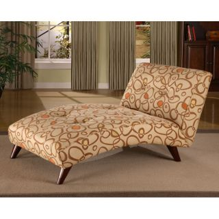 Lily Galaxy Chaise Lounge Chair