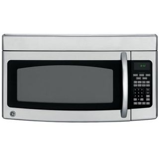 GE JVM1850SMSS Stainless Steel Over the range Microwave