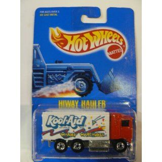 Hot Wheels Hiway Hauler Kool Aid Truck Collector #142: Everything Else