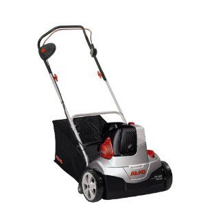 AL KO 112550 Comfort 38 VLB Combi Care Benzin Vertikutierer, inklusive