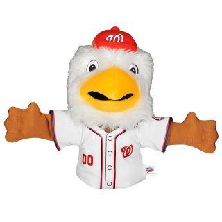 Washington Nationals Screech Mascot Hand Puppet