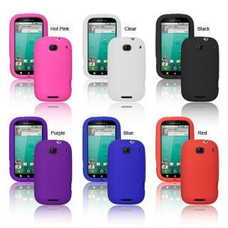 Luxmo Motorola Bravo Silicone Protector Case