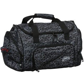 Skullcandy Inkd Black 18 inch Duffel Bag