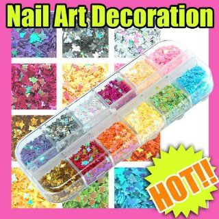 12 practical nail art butterfly decoration tips 138