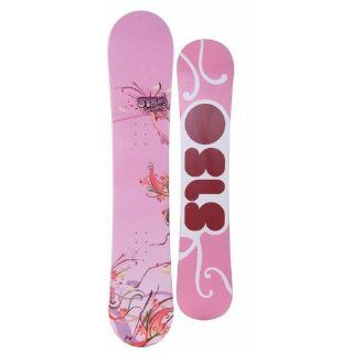 5150 Mini Empress Girls Snowboard 138 Youth: Sports & Outdoors