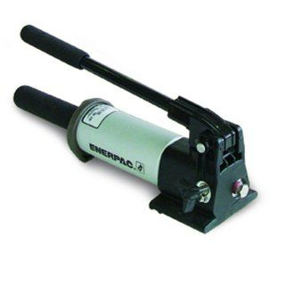 Enerpac P 142ALSS Stainless Steel 2 Speed Hand Pump