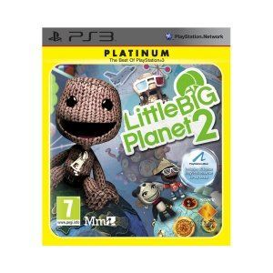 Little Big Planet 2   Platinum Edition (Sony PS3) [Import UK]