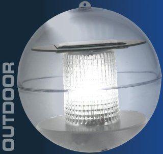 POOL TEICH Solarlampe Gartenleuchte Gartenlampe Modell ELECSA 1265