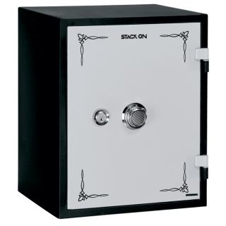 Stack On Personal Fire Safe with Combination Lock