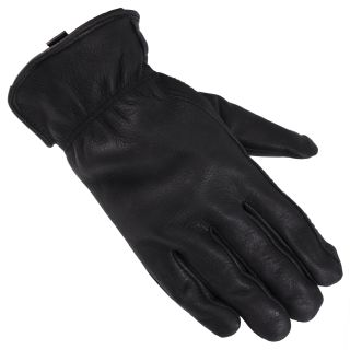 Journee Collection Womens Deerskin Leather Thinsulate Lined Gloves