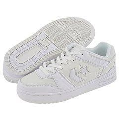 Converse Pro Team Weapon® Lo White/Vaporous Grey