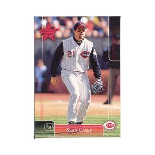 2002 Leaf Rookies and Stars #143 Sean Casey Reds: Collectibles