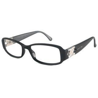 Michael Kors Readers Womens MK660 Black Rectangular Reading Glasses