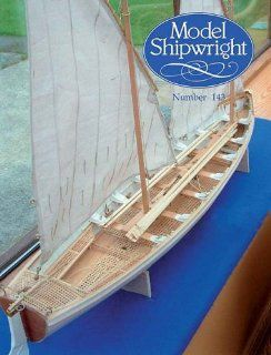 MODEL SHIPWRIGHT 143 (International Quarterly Journal for