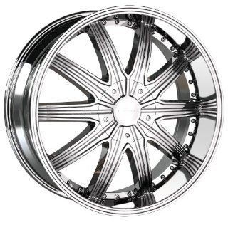 Chrome) Wheels/Rims 6x135/139.7 (995 24937C)    Automotive