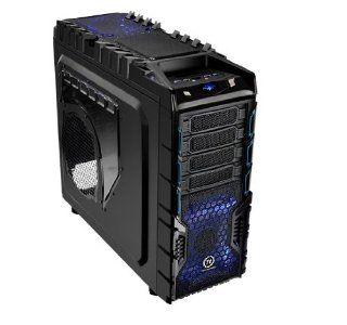 Thermaltake Overseer RX I Big Tower PC Gehäuse schwarz: