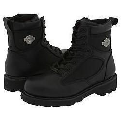 Harley Davidson Liberate Black Low Boot