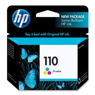 HP 110 CB304AN#140 Tri Color Ink Cartridge in Retail