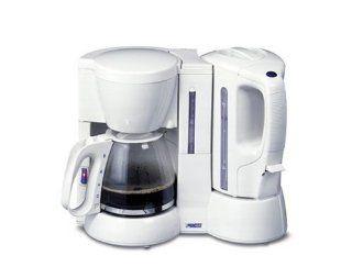 Princess 252138 Kaffeemaschine und Wasserkocher in einem   nur ein