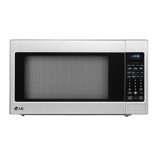 LG 2 cubic foot Countertop TrueCookPlus and EZ Clean Microwave Oven