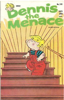Dennis the Menace #140 (Comic Book) Hank Ketcham Books
