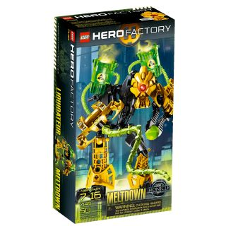 LEGO Meltdown Toy Set