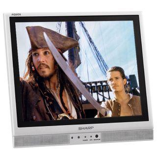 Sharp LC 15S1US 15 inch AQUOS Flat Panel LCD TV