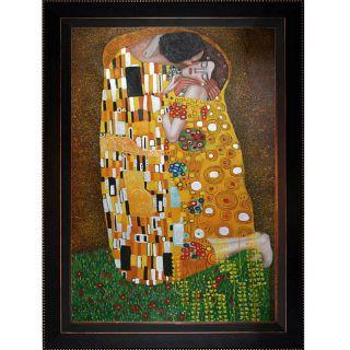 Gustav Klimt The Kiss Canvas Art Today $449.99 5.0 (1 reviews)