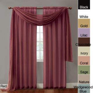 Red Sheer Curtains: Buy Window Treatments Online