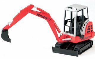 Bruder 02432   Schaeff Mini Bagger Spielzeug