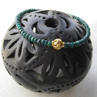 Vermeil Silver Emerald City Bracelet (U.S.A.)