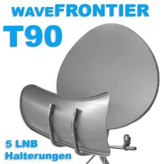 waveFrontier T 90   MultiFocus Antenne   anthrazit