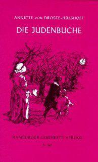 Hamburger Lesehefte, Nr.15, Die Judenbuche: Annette von